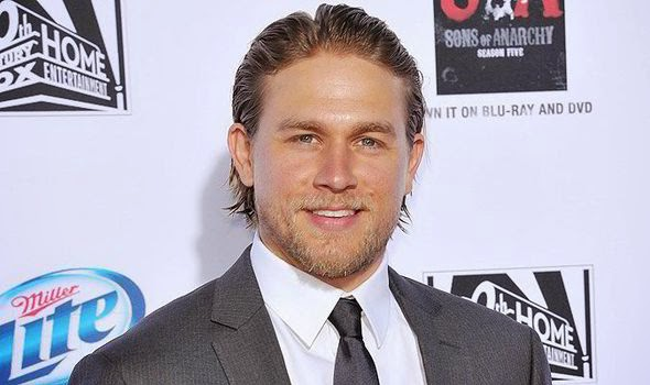 English Screenwriter Charlie Hunnam new Images