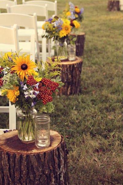 boda girasoles