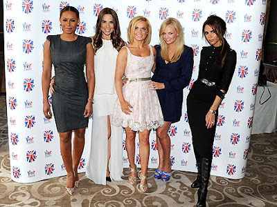 Spice Girls To Reunite With 'Viva Forever' Musical