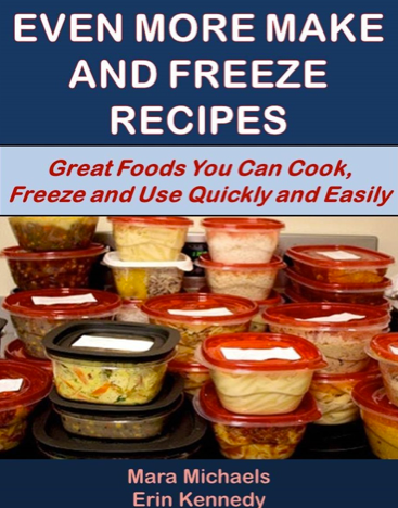 Review: Even More Make and Freeze Recipes
