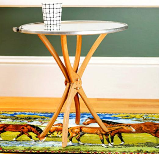 Hanger+table