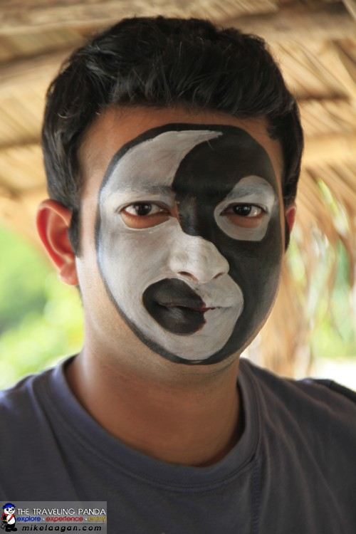 Mohit Face Paint