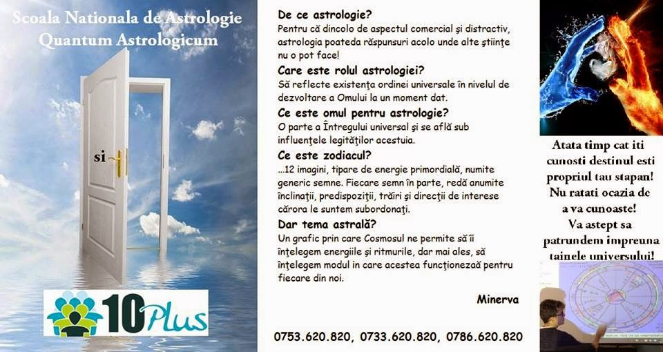Scoala de astrologie