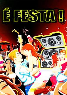 É Festa! - DVDRip