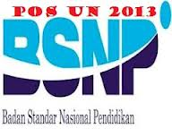 POS UN 2013 SMA,SMP,SMK