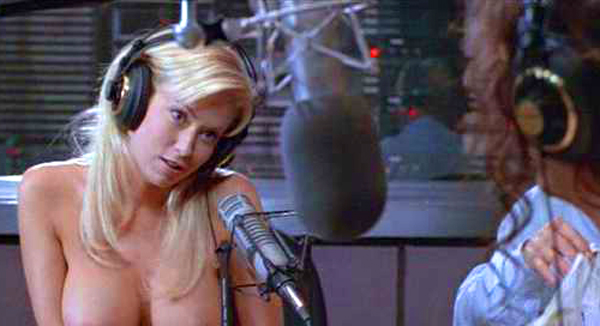The First Naked Woman On Radio Jenna Jameson