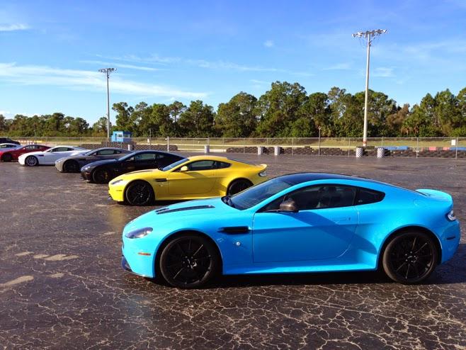 Aston Martin V12 Vantage Image