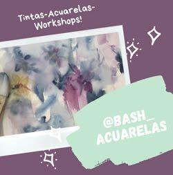 BASH – acuarelas | Bárbara Morea