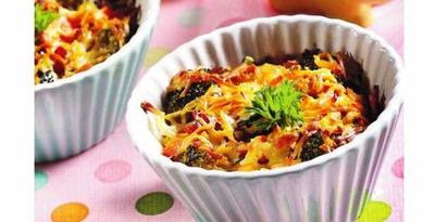 Resep Brokoli Cheesy
