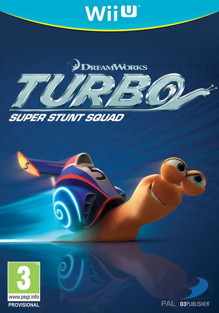 Prometedora portada de Turbo para WiiU