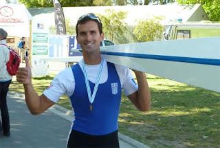 Ο Γιάννης Χρήστου είναι ο κορυφαίος Έλληνας στο Ευρωπαϊκά Πρωταθλήματα Κωπηλασίας