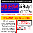 Job Fair April 2014 KotaSerang.Com