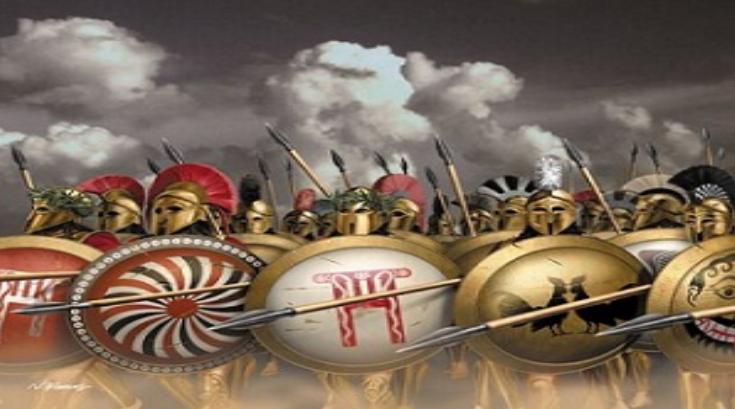 Το αιώνιο Δωρικό ιδεώδες της τιμής και του αίματος