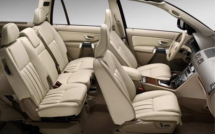 2011 volvo xc90 review car news and show. Black Bedroom Furniture Sets. Home Design Ideas