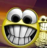 Senyumlah sikit...