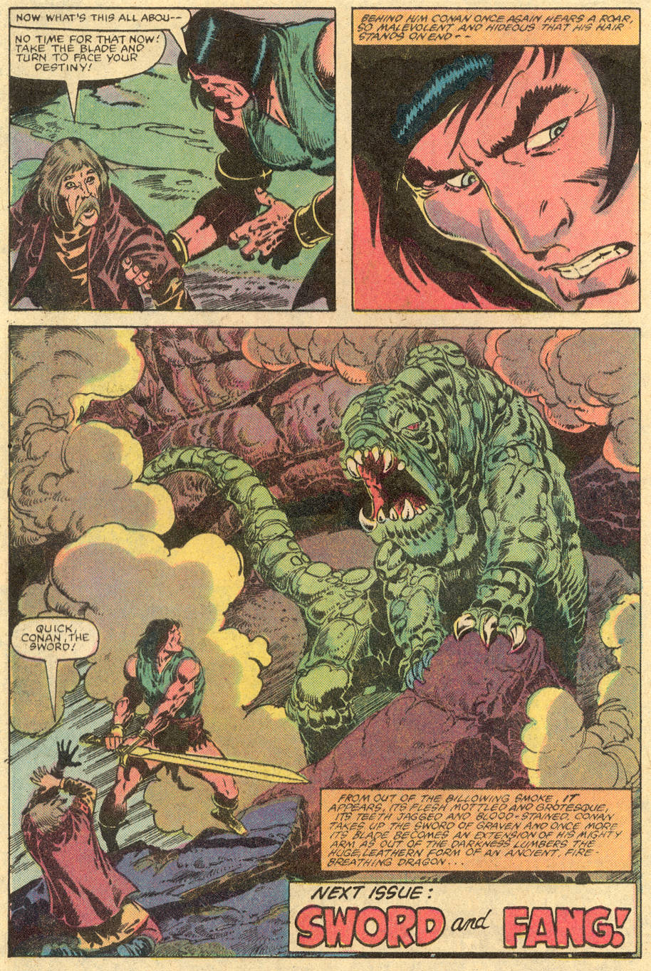 Conan the Barbarian (1970) Issue #143 #155 - English 23