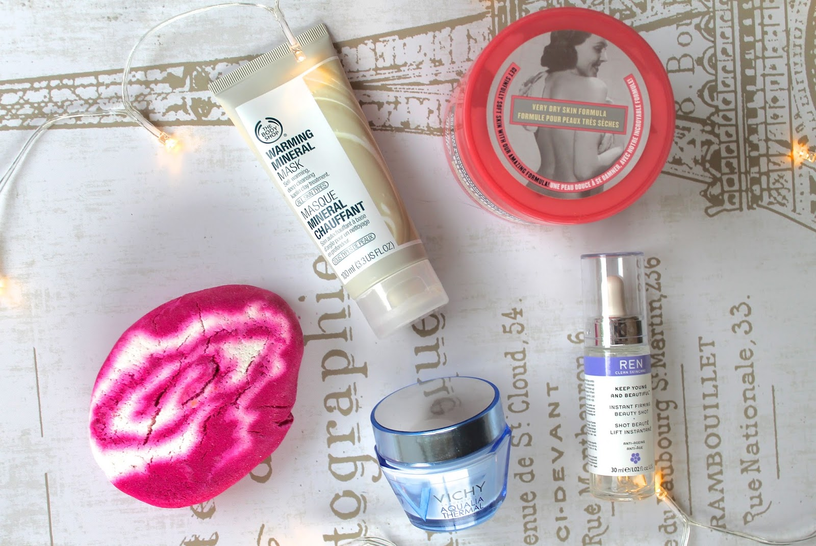 bec boop sunday skincare routine blog