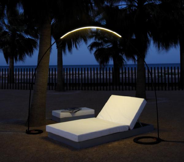 2o2 studio lampy ogrodowe kilka propozycji for Exterior light design