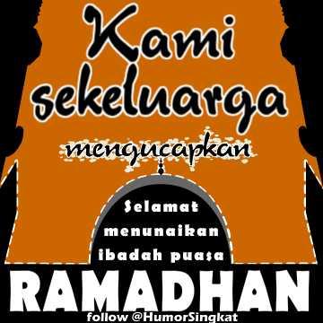 Ucapan selamat berpuasa Ramadhan | DPBBM.com Gambar kata animasi ...