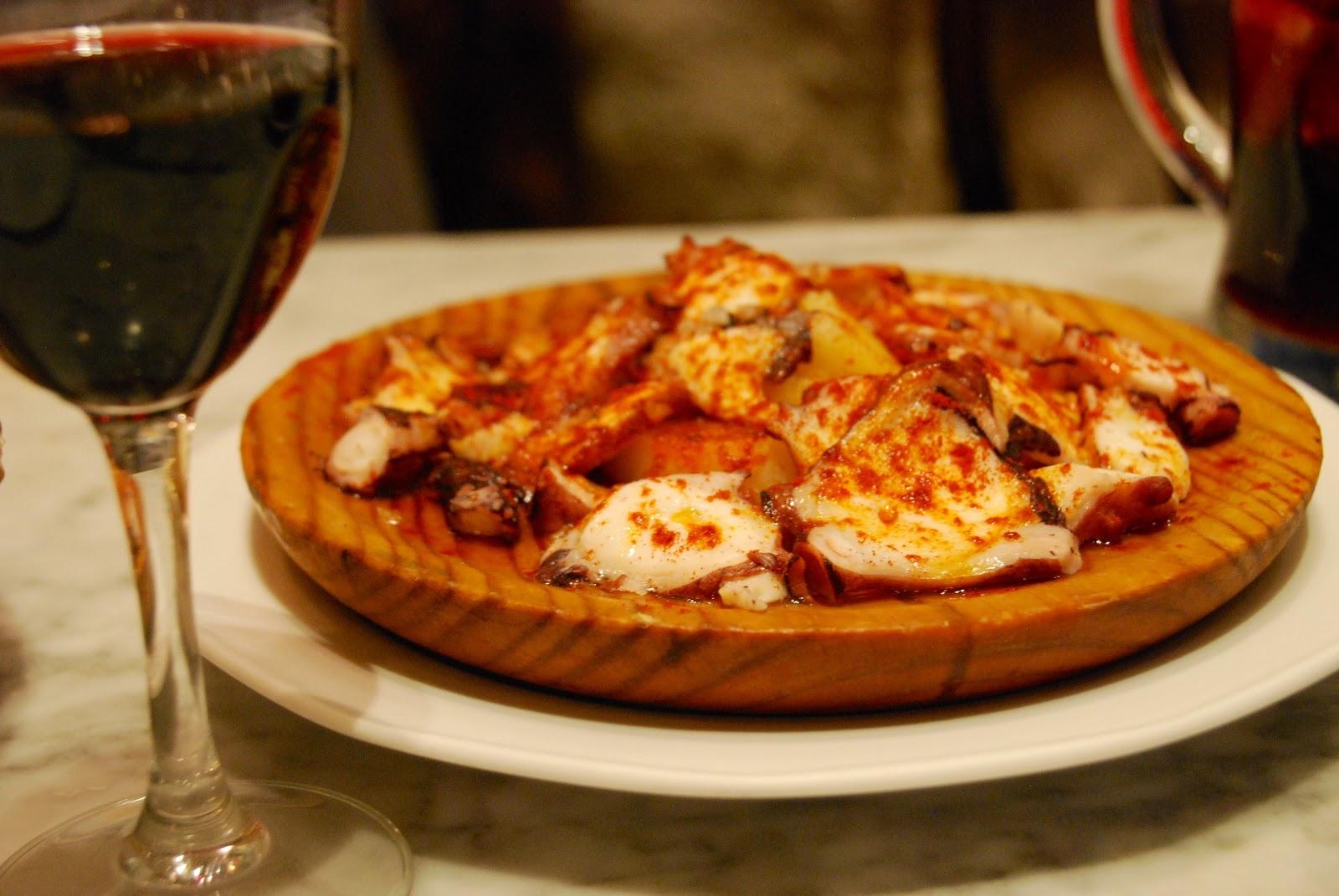 Madrid Food Wine Tour