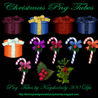 PNG Tubes, Christmas PNG, Fantasy backgrounds, digital scrapbooking embellishments