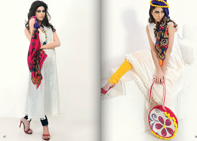 Al-Karam Summer Collection 2012