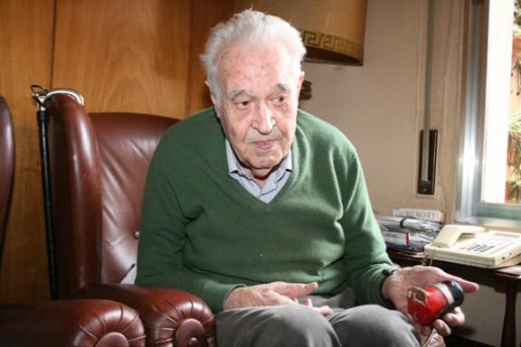 El  falangista Abel Rocha ha mort sense haver estat mai processat per l'assassinat de Quico Sabaté