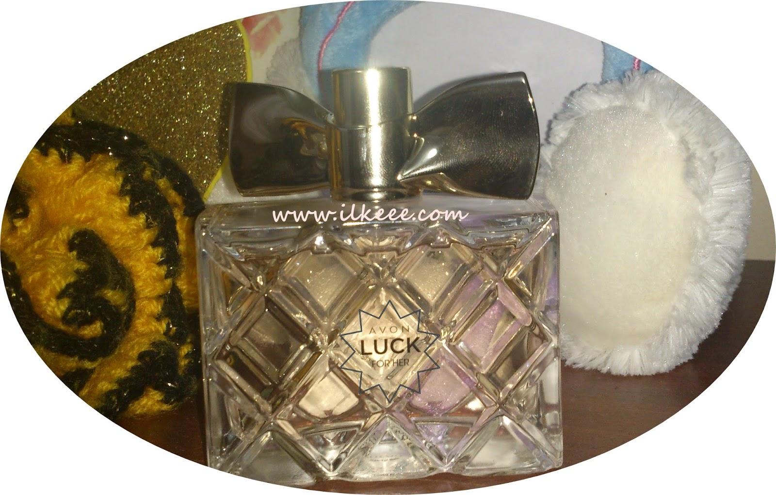 Avon K11 - Avon - Avon Luck EDP - Luck parfüm - Avon yeni Luck Bayan Parfüm deneyenler- Luck Fragnance