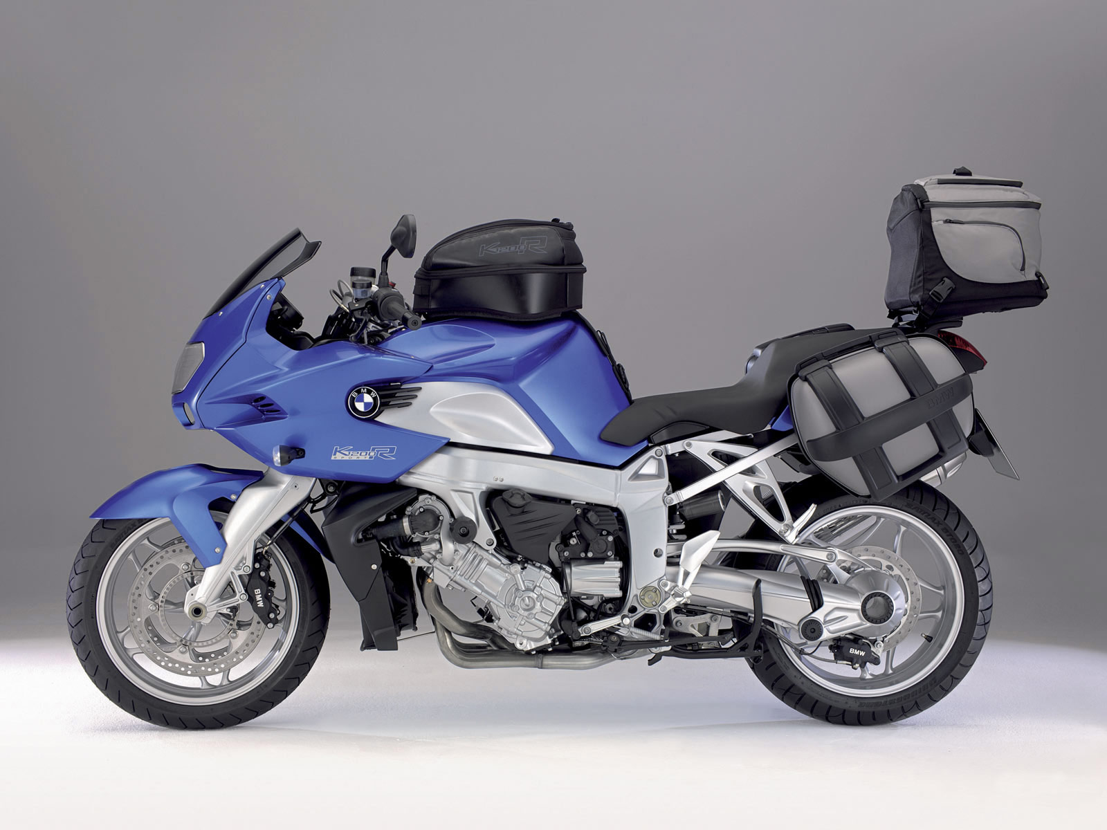 2007 Bmw K1200r Motorcycle Insurance Information