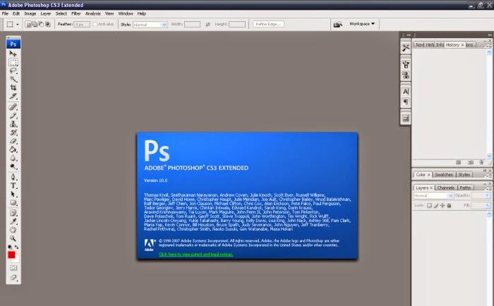 Adobe Photoshop CS3 Extended - скачать бесплатно русскую версию Adobe Photoshop CS3 Extended для Windows