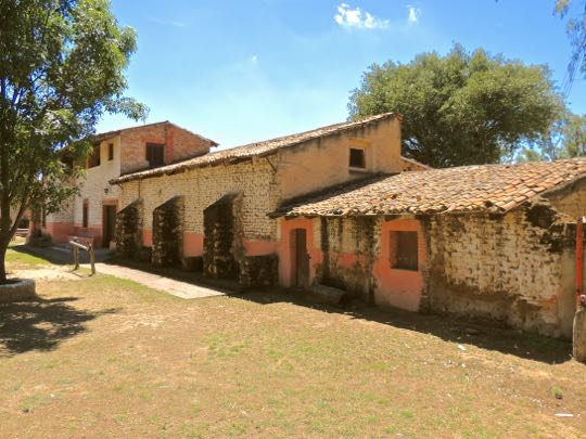 Jim carole 39 s mexico adventure historic haciendas of for Mexican ranch style homes