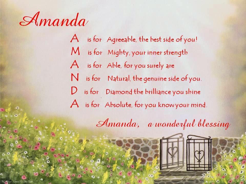 Amanda nimi