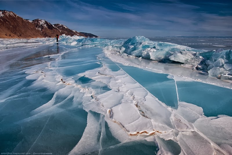 World Visits: Lake Baikal World - 95.0KB