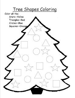 Christmas speech therapy homework