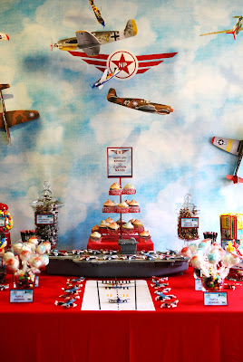Invitation Parlour: Fly Away with the Captain - Vintage ...