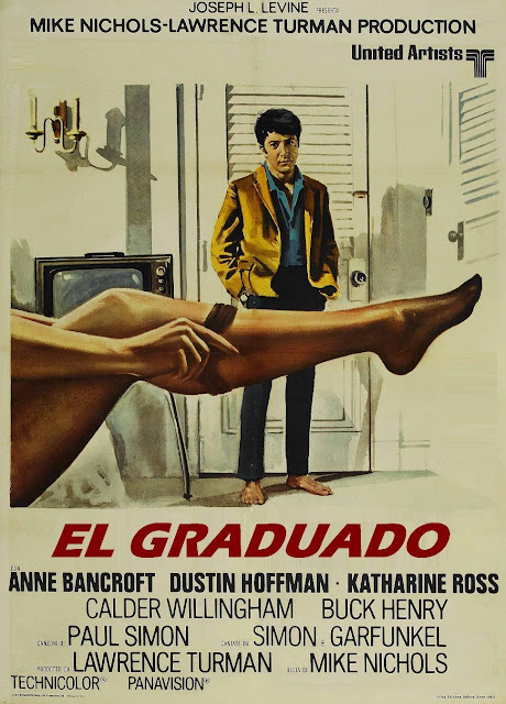 The Graduate (1967) BrRip VOSE