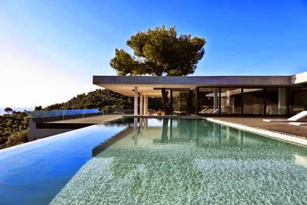 Plane House arquitectura en Grecia 1