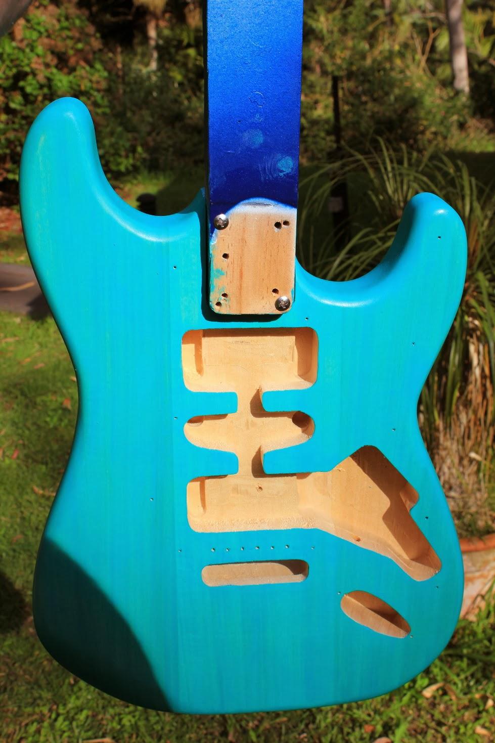 Guitar Kit Builder: September 2013