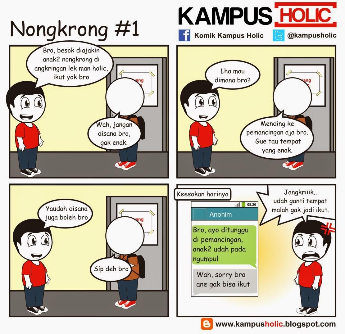 #820 Nongkrong #1