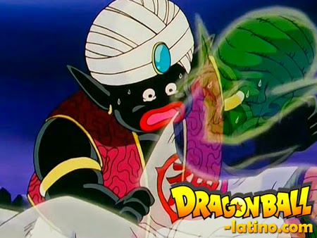 Dragon Ball Z capitulo 116