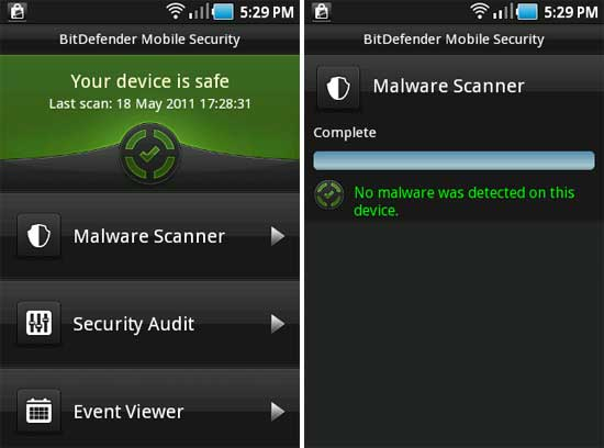 Bitdefender Mobile Security (BETA) is a next-gen antivirus solution for