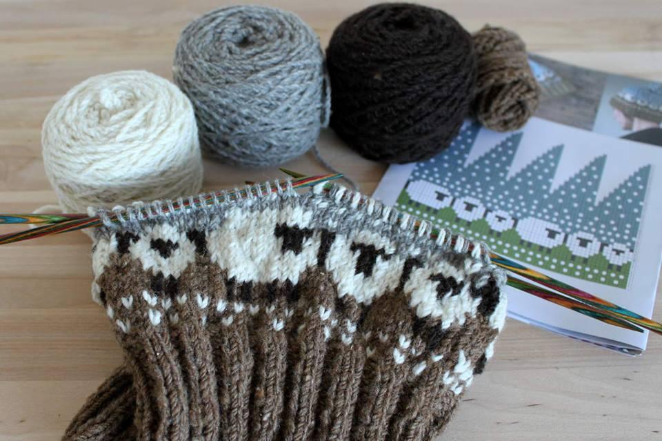 Hand Knitted Things Shetland Wool Week 2015