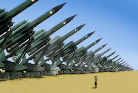 15 Pangkalan Militer Asing Arahkan Senjatanya ke Indonesia