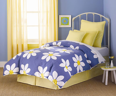 gallery for purple and yellow bedding