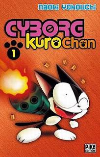 Mèo Máy Kuro - Cyborg Kuro Chan