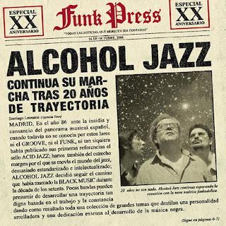 Alcohol Jazz - Especial XX Aniversario