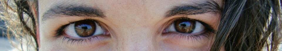 El reflejo de nuestros ojos.