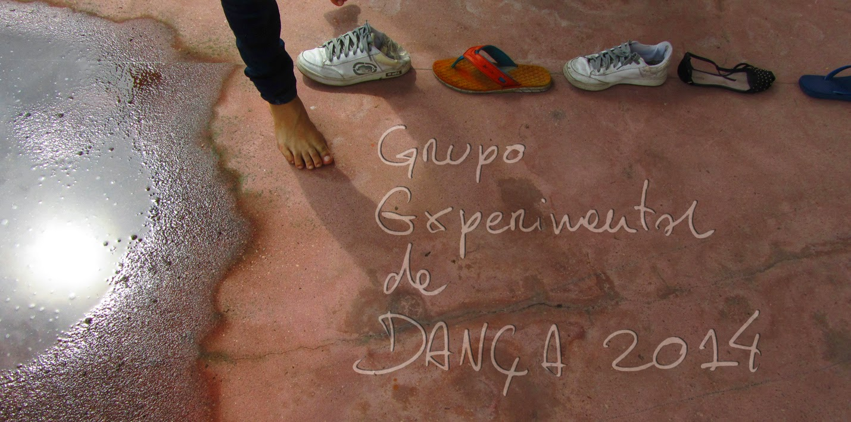 Grupo Experimental de Dança 2014