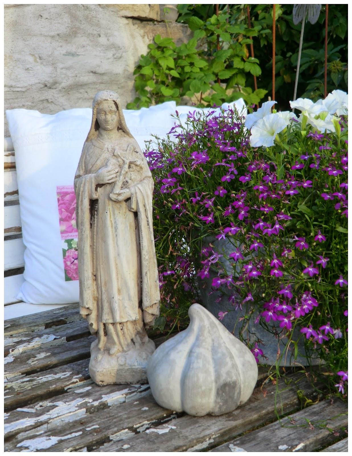 Isas trädgård: vi behöver mer andlighet i våra liv !