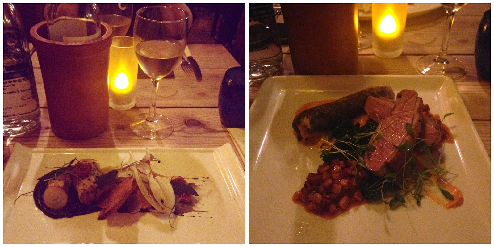 Blue Bicycle restaurant York review